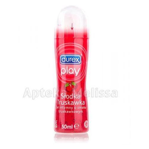 DUREX PLAY Żel intymny słodka truskawka - 50 ml ze sklepu Apteka Melissa