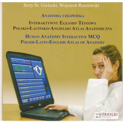 Interaktywny egz.testowy CD, Górnicki Wydawnictwo Medyczne