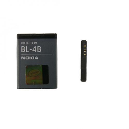 051aa814445 2630 / bl-4b 700mah 2.6wh li-ion 3.7v (oryginalny) marki Nokia 41,00 zł  Zastępuje akumulatory Nokia: BL-4B.