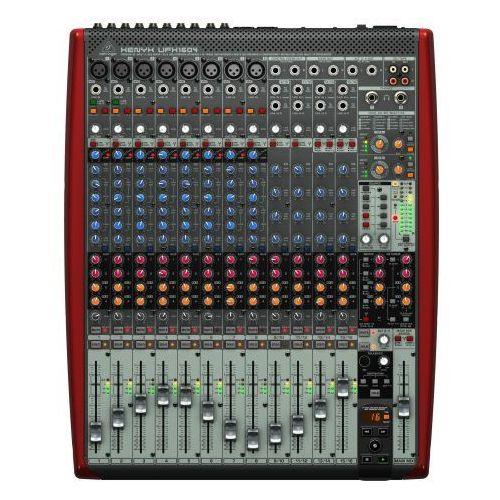 """xenyx ufx1604 - mikser audio z usb -5% na pierwsze zakupy z kodem """"start""""! marki Behringer"""