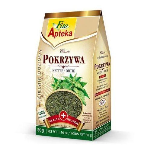 Herbaty malwa Pokrzywa 50g malwa susz fito apteka mono zioła