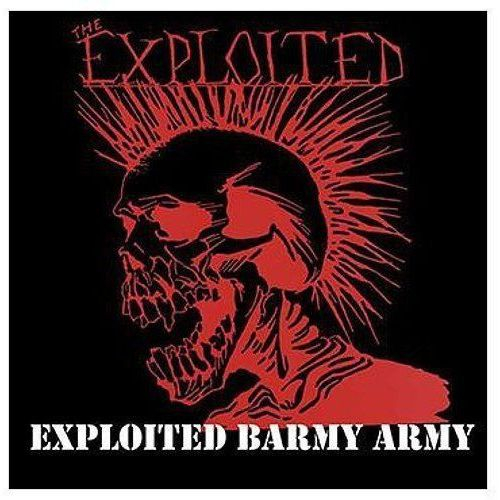 Cherry red Exploited barmy army - the collection - the exploited (płyta cd)