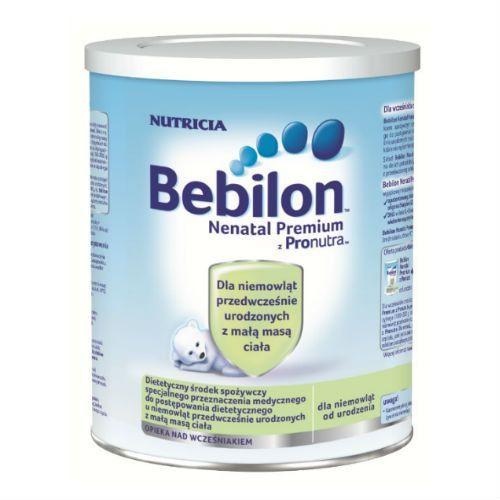 Bebilon Nenatal Premium z Pronutra mleko dla wcześniaków 400g (mleko dla dzieci)