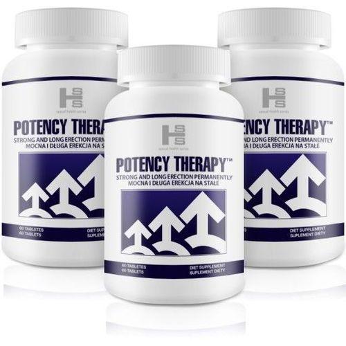 Sexual health series (gb) Mega zestaw 2+1 gratis potency therapy 180 tab.
