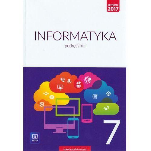 InformatykaSP SP kl.7 podręcznik / podręcznik dotacyjny - Praca zbiorowa (160 str.)