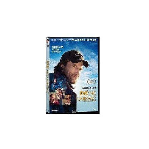Migas maciej Żyć nie umierać + film dvd