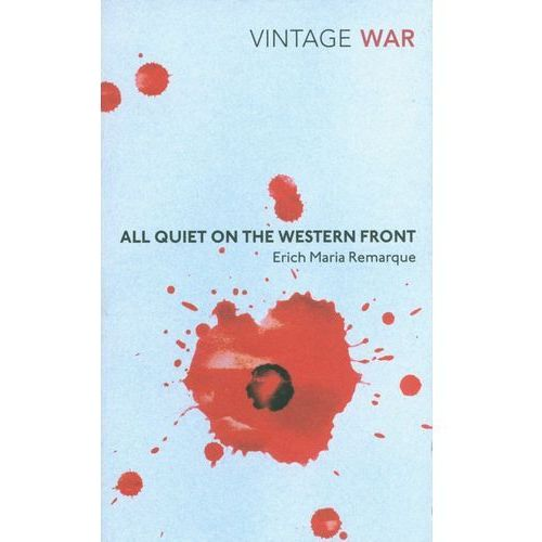 All Quiet on the Western Front, oprawa miękka