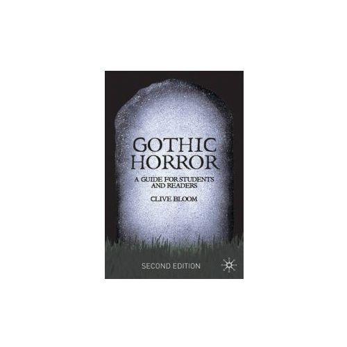 Gothic Horror (9780230001787)