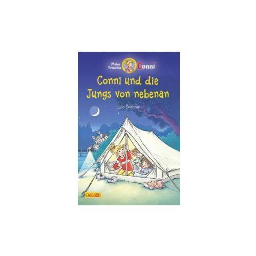 Conni-Erzählbände, Band 9: Conni und die Jungs von nebenan (farbig illustriert)