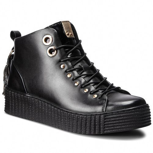 Lasocki Sneakersy - wi23-pietra-18 czarny