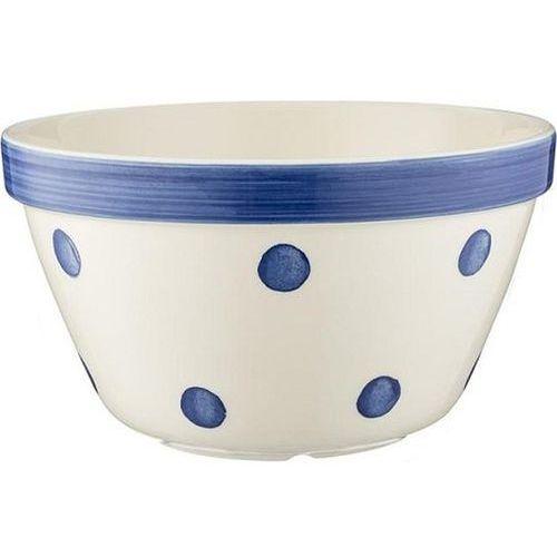 Misa kuchenna spots & stripes niebieskie kropki 1,75 l marki Mason cash