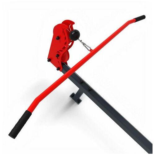 Wyciąg treningowy atlas górny+dolny+drążek do ćwiczeń ścienny z siedziskiem kssl017 marki K-sport