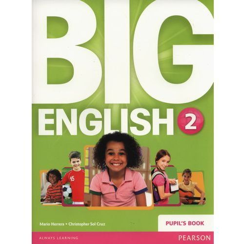 Big English 2. Podręcznik, oprawa miękka