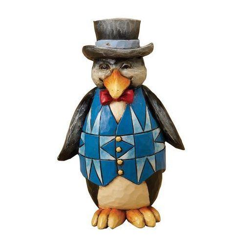 Pingwin mini pingwinek Mini Penguin 4021441 Jim Shore figurka ozdoba świąteczna SZOPKA