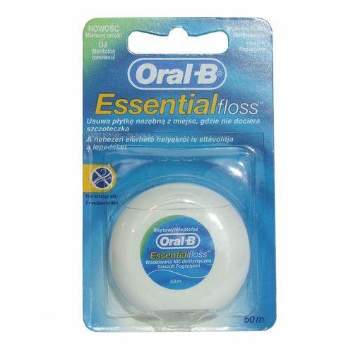 Oral B Essential Floss nić dentystyczna + do każdego zamówienia upominek., essential