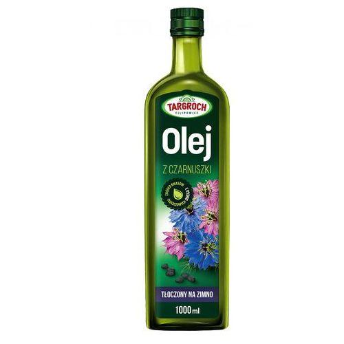 Targroch Olej z czarnuszki - tłoczony na zimno 1000 ml