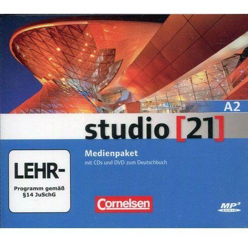 Medienpaket mit Audio-CDs und DVD zum Deutschbuch, Gesamtband (9783065205771)