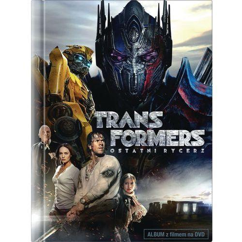 Imperial cinepix Transformers: ostatni rycerz (książeczka+dvd) - michael bay. darmowa dostawa do kiosku ruchu od 24,99zł (5903570160189)
