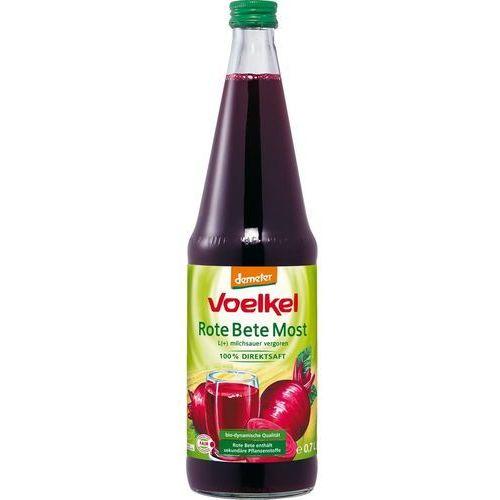 Sok z buraków kiszonych bio demeter 700 ml marki Voelkel