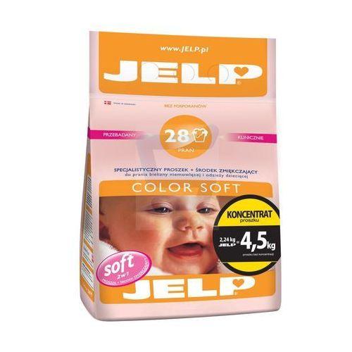Jelp Color Soft Proszek do prania 2.24 kg - produkt z kategorii- proszki do prania