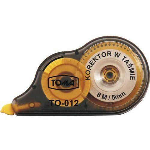 Toma Korektor w taśmie to-012 - od 24,99zł darmowa dostawa kiosk ruchu (5901133012012)