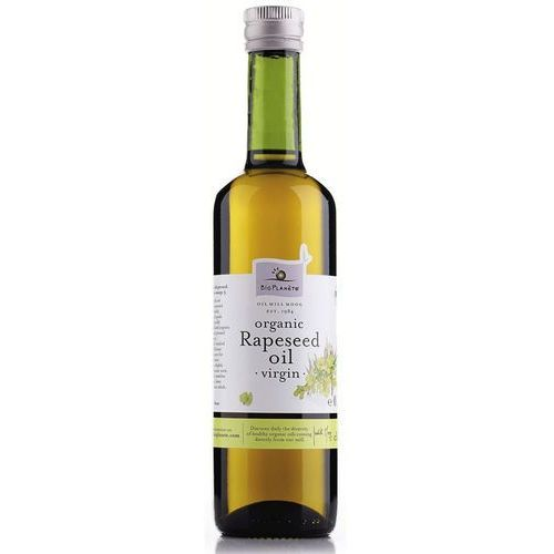 Bio Planete: olej rzepakowy extra virgin BIO - 500 ml (Oleje, oliwy i octy)