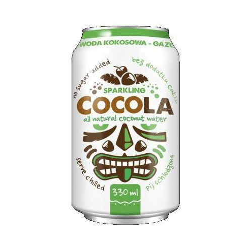 Diet Food Cocola Sparkling 330 ml