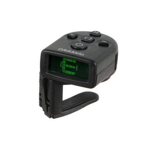 Planet waves ct-12 tuner gitarowy micro headstock