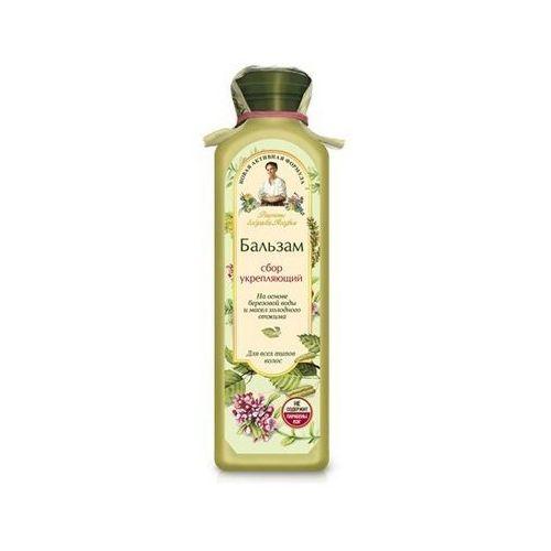 Balsam Babuszka Agafia Balsam do włosów jasny - wzmacniający do wszystkich rodzajów włosów 350ml
