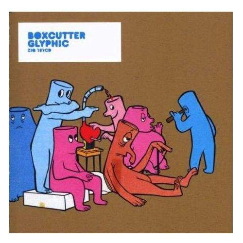 Boxcutter - Glyphic, ZIQCD197