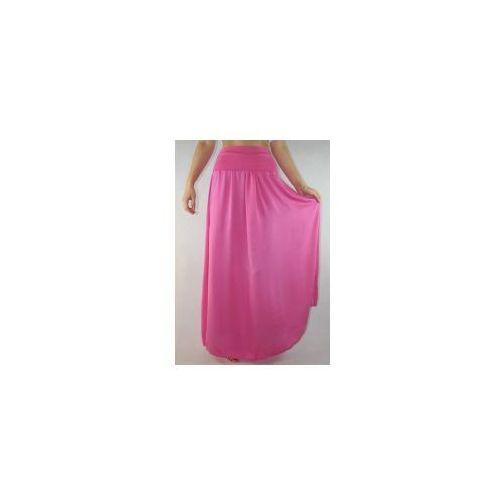 35ee4b697a Różowa długa spódnica maxi   sukienka