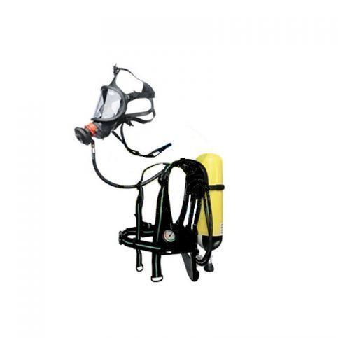 Aparat powietrzny z maską, butla 6l. Spasciani RN/A 1603 T1 TR 82 6l/300, RN/A 1603 T1 TR 82 6l/300