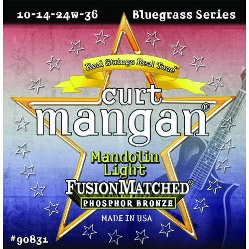 mandolin light phosphore marki Curt mangan