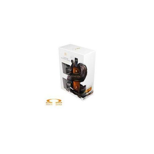 Johnnie walker Whisky double black 0,7l edycja limitowana + 2 szklanki (5000267135397)