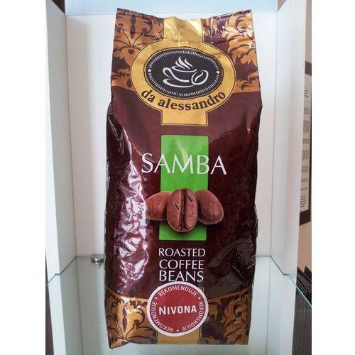 Kawa da alessandro Samba 1 kg (5902768232004)