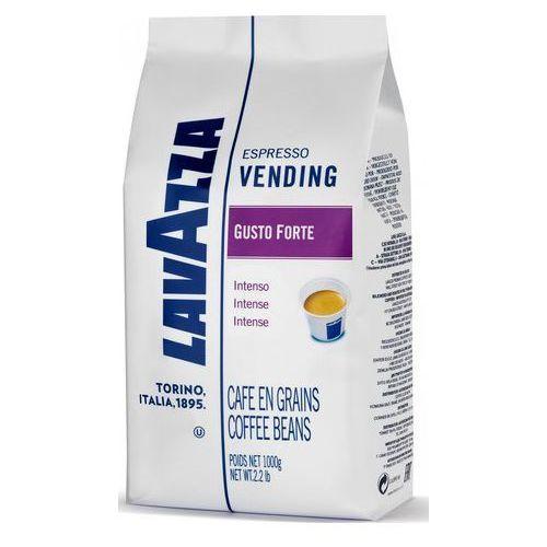 Lavazza Kawa ziarnista espresso vending gusto forte 1kg