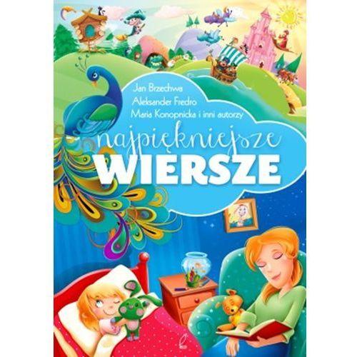 Najpiękniejsze wiersze dla dzieci polskich klasyków - Praca zbiorowa, WILGA