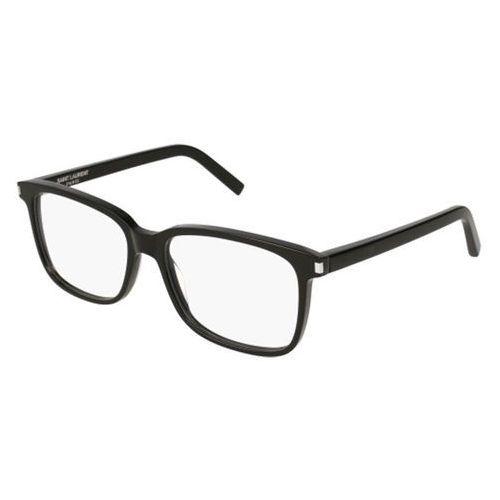 Okulary korekcyjne sl 89 007 marki Saint laurent