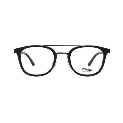 Okulary Korekcyjne Woodys Barcelona Wolf 01