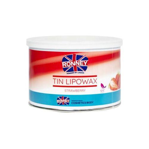 Ronney wax tin strawberry 400 ml - wosk w puszce - truskawkowy 400 ml