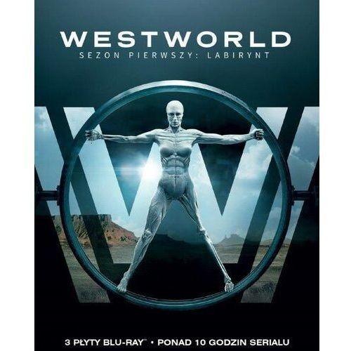 Jonathan nolan Westworld, sezon 1 (blu-ray) - darmowa dostawa kiosk ruchu (7321909347564)