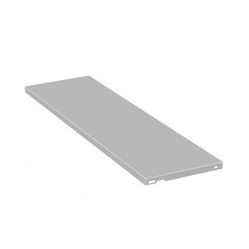 Element system Metalowa półka 800x350 mm, szara, opakowanie 2 szt.