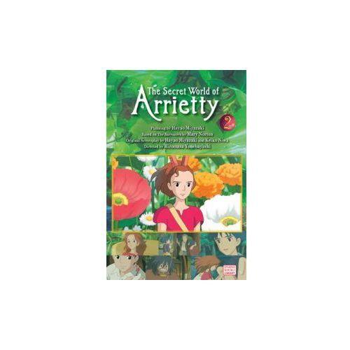 Secret World of Arrietty (Film Comic), Vol. 2