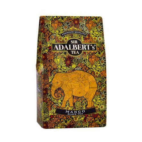 Sir adalbert's tea Sir adalbert's mango black tea 100 g (4798810018433)