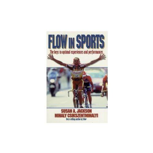 Flow in Sports, Susan Jackson