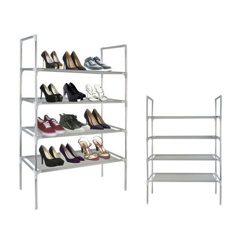 Półka stojak szafka regał na buty obuwie 12 par marki Iso
