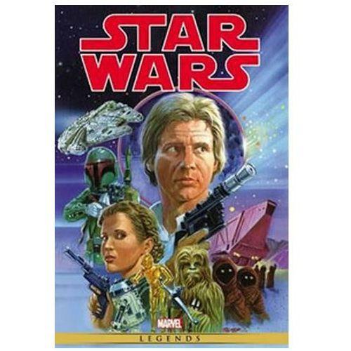 Star Wars: the Original Marvel Years Omnibus Volume 3 (9780785193463)