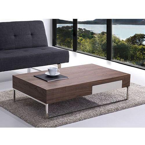 Nowoczesny stolik kawowy - ława - 120 x 70 - GUARDA z kategorii Stoliki i ławy