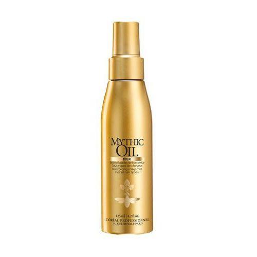 LOreal Mythic Oil Milk olejek do włosów cienkich i delikatnych 125ml - sprawdź w dr włos