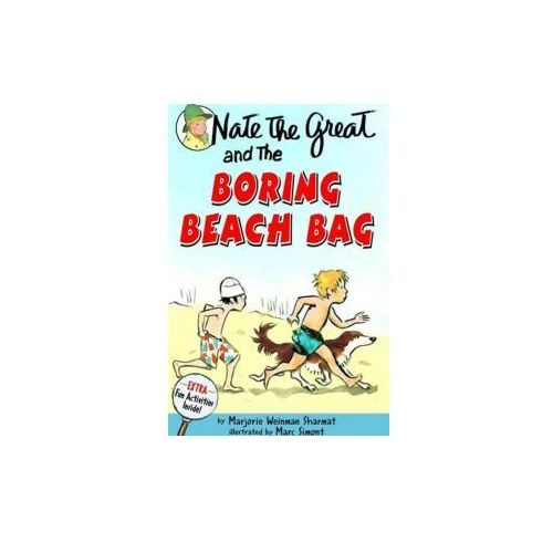 Nate the Great and the Boring Beach Bag (9780833527714)